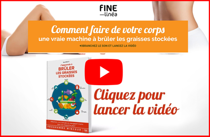 bruler les graisses en video
